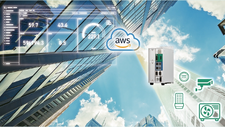 IIoT Gateway to AWS Cloud Solution