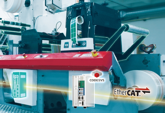 EtherCAT SoftMotion Controller